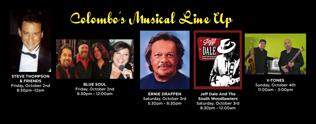 Musical Line Up