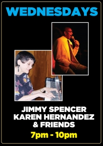 Jimmy Spencer & Karen Hernandez